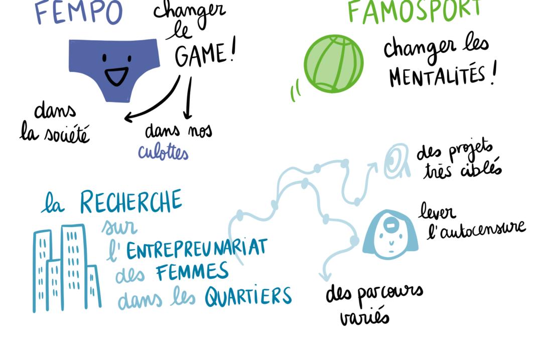 Conférence « Business et féminisme »