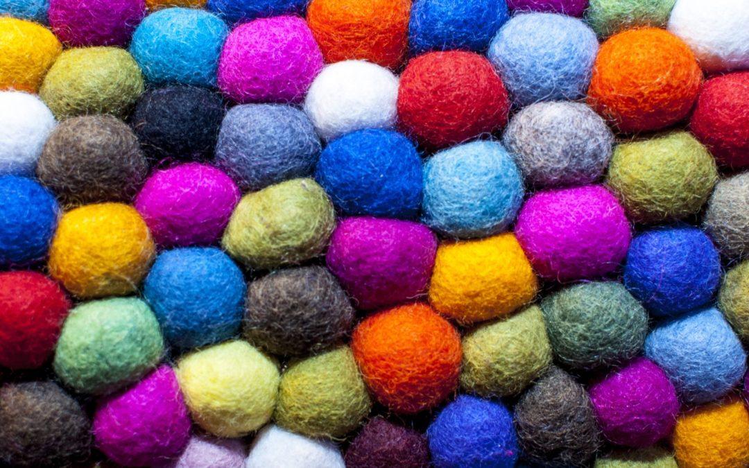 Ma pelote de laine
